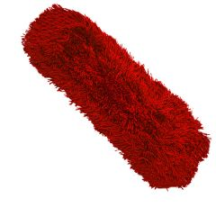 Red Dust Beater Replacement Head 80cm Janitorial Supplies
