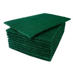 Green Scouring Pads Janitorial Supplies