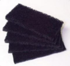 Octopus Floor Cleaning Black Pad Janitorial Supplies