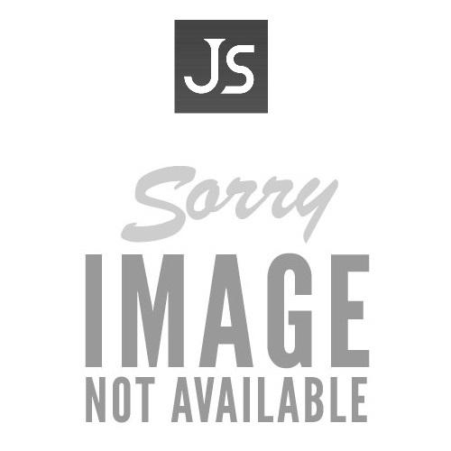 12 Inch Red Stiff Hygiene Broom Head Janitorial Supplies
