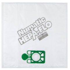 Numatic Hepaflo Filter Bag Model-370 Janitorial Supplies