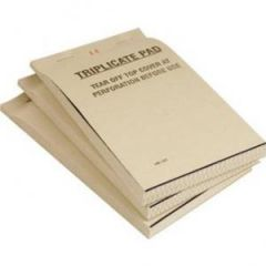 Triplicate Waiters Pads Janitorial Supplies