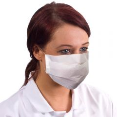 2 Ply Facemask Janitorial Supplies