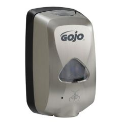 Gojo TFX Touch Free Metallic Dispenser Janitorial Supplies