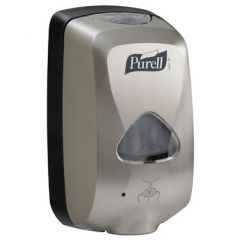 Gojo Purell TFX Touch-Free Metallic Janitorial Supplies