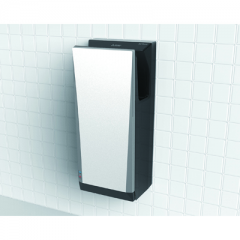 Jet Towel Heated Hand Dryer Metalic Janitorial Supplies
