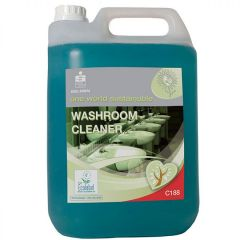 Eco Friendly Washroom Cleaner 5 Litre Janitorial Supplies