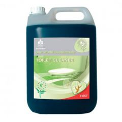 Eco Friendly Mildly Acidic Toilet Cleaner Janitorial Supplies
