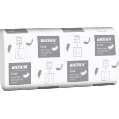 Katrin Plus One Stop M2 EasyFlush Hand Tow Janitorial Supplies