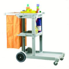 Cheapie-Chappie Janitorial Cart Janitorial Supplies