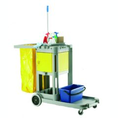 Structocart 'Carry All' Mobile Cleaners Tr Janitorial Supplies