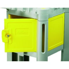 Structocart Safe-box Janitorial Supplies