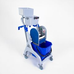 Vega Rapid Response Janitorial Trolley Janitorial Supplies