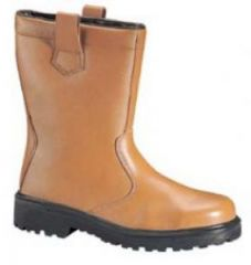 Rigga Safety Boot Unlined Size 10 Janitorial Supplies