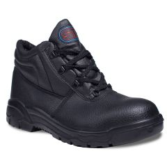 Black Chukka Boots Size 6 Janitorial Supplies