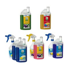 eFill Concentrate, Housekeeping Starter Kit Janitorial Supplies