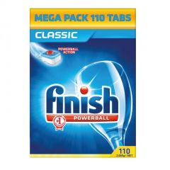 Finish 90 3 In 1 Classic Dishwasher Tablet Janitorial Supplies
