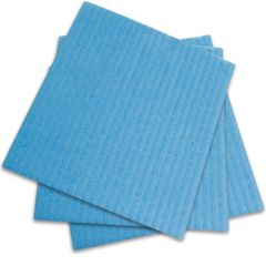 Sponge Blue Cloths Janitorial Supplies