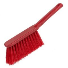 Red Soft Hygiene Hand Brushes Janitorial Supplies