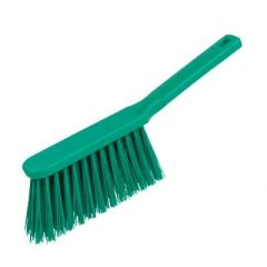 Green Stiff Hygiene Hand Brushes Janitorial Supplies