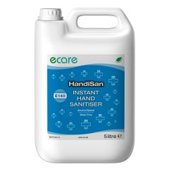 HandiSan 73% Alcohol Hand Sanitiser 5 L Janitorial Supplies