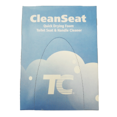 Rubbermaid Clean Seat Foaming 400 ml Refill Janitorial Supplies