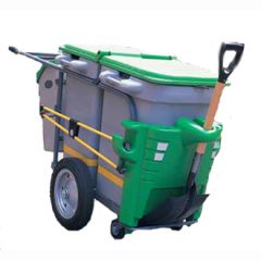 Street Cleaners Barrow Double Space Liner Janitorial Supplies