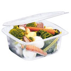 1500ml Ondipack Hinged Deli Containers