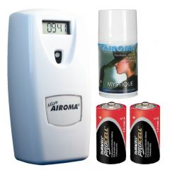 Micro Airoma Dispenser Starter  Pack Janitorial Supplies