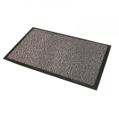 Entrance Barrier Mat 90x150cm Grey Janitorial Supplies