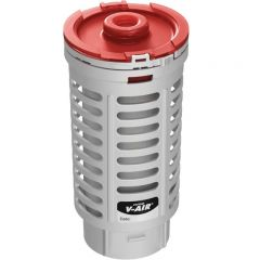 V-Air Red Cartridges Wild Cherry Janitorial Supplies