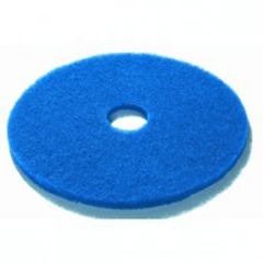 Blue 17 Inch Floor Pads Janitorial Supplies