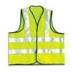 High Vis Vest 2 Band - Certified EN Janitorial Supplies
