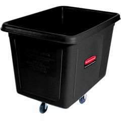 Bulk Recycle Trolley Blue Janitorial Supplies