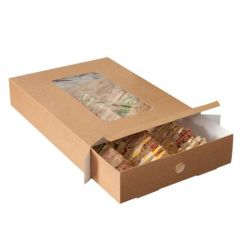 Standard Platter Box with Tray Insert Janitorial Supplies
