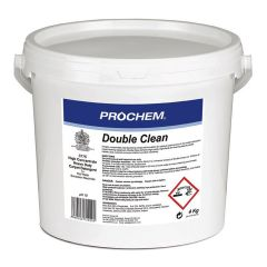Prochem Double Clean 4Kg Janitorial Supplies