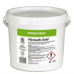 Prochem Fibresafe Gold 4Kg Janitorial Supplies