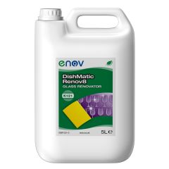 Enov Glass Renovator  5 Litre Janitorial Supplies