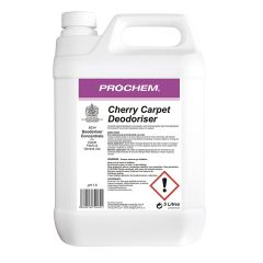 Prochem Contract Carpet Deodoriser 5 Litre Janitorial Supplies