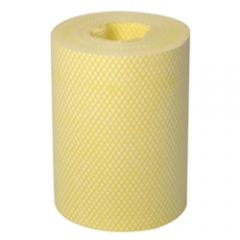 Cottonette Cleaning Cloth Rolls Yellow Janitorial Supplies