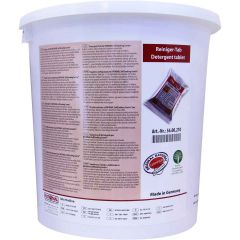 Red Rational Tablets 10Kg Janitorial Supplies