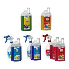 eFill Concentrate, Washroom Starter Kit Janitorial Supplies