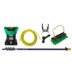 Unger DIUKU HydroPower Ultra Advanced Glassfibre Kit 6m Janitorial Supplies