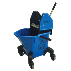 TC20 Kentucky Bucket & Wringer 20 Litre Blue Janitorial Supplies