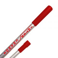 Interchange Heavy Duty Aluminium Handle Red Janitorial Supplies