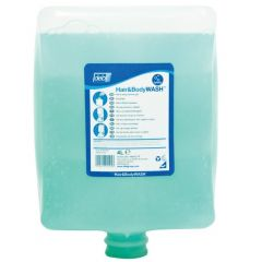 Deb Hair and Body Wash 4 Litre Janitorial Supplies