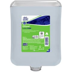 Deb Pure Lotion Hand Cleanser Refill 4 Litre Janitorial Supplies