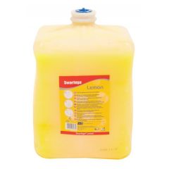 Swarfega Lemon Hand Cleaner Refill 4 Litre Janitorial Supplies