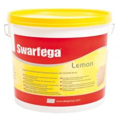 Swarfega Lemon Hand Cleaner 15 Litre Tub Janitorial Supplies