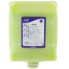 Deb Lime Wash Hand Cleanser 4 Litre Heavy Duty Janitorial Supplies